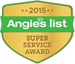 RainScape Angie's List 2015 Super Service Award