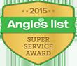 RainScape Angie's List 2015 Super Service Award